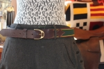 Surcingle belt with Stirrup Buckle